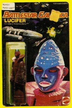 Battlestar Galactica Lucifer