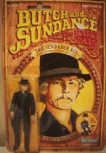 Carded Sundance Kid