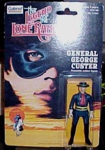 Lone Ranger General George Custer