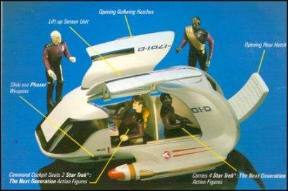Filmas un lietas kuras iedvesmo leļļu ražotājus un meistarus - Page 2 Shuttle