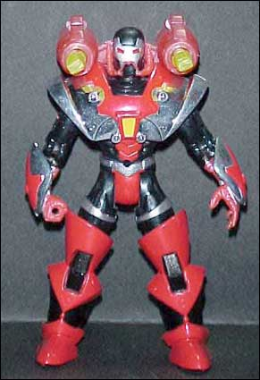 iron man figure archive