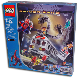 lego spider man 3 sets - photo #11