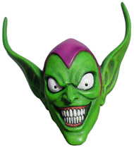 green goblin mini bust
