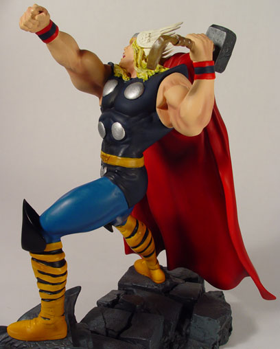 Thor Statue Pictures Diamond Select Toys Rtmisc