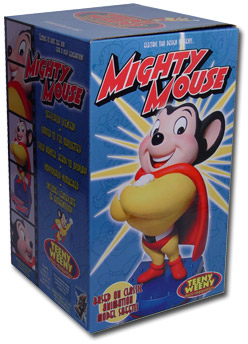 Mighty Mouse Maquette