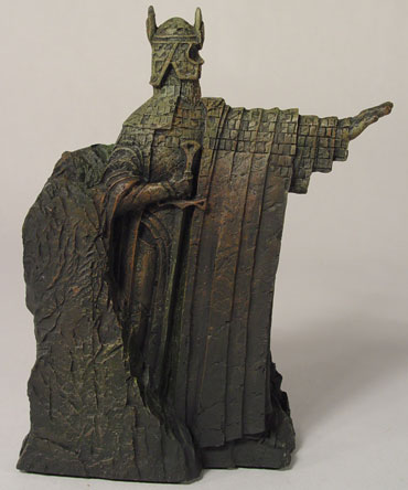 Argonath bookends pictures fellowship of the ring dvd set rtmisc - Argonath bookends ...