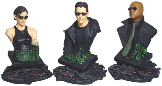 matrix mini bust