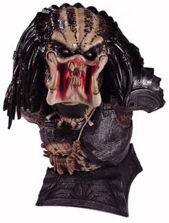 Predator Unmasked Bust