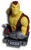shocker mini bust