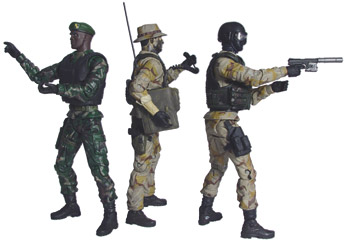 special forces action figures