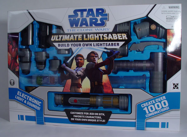 star wars the clone wars ultimate lightsaber kit contest