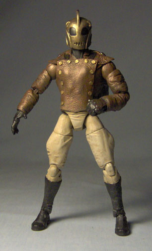 Doctor Who Morbius >> Rocketeer