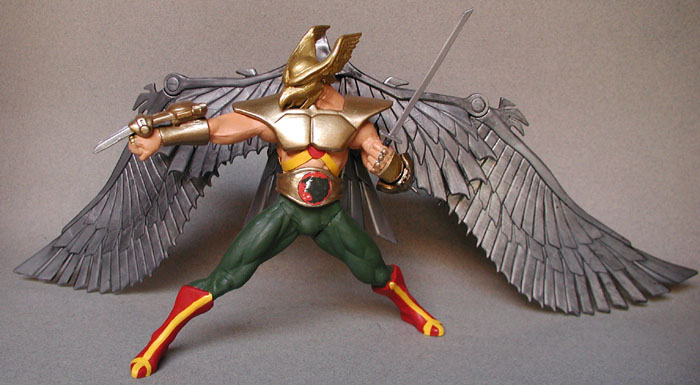 Shadowhawk body with Archangel wings