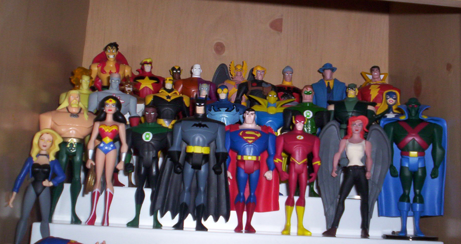 Justice League Unlimited Tala Related Keywords ...
