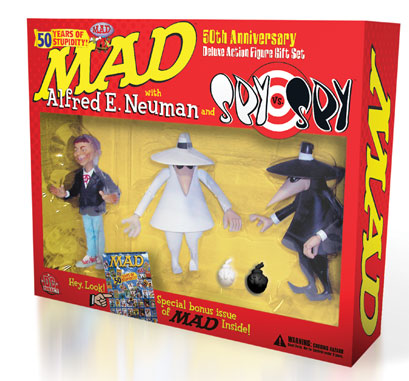 Mad 50th box set