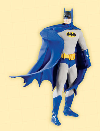 BATMAN (CLASSIC) 13-inch DELUXE COLLECTOR FIGURE 