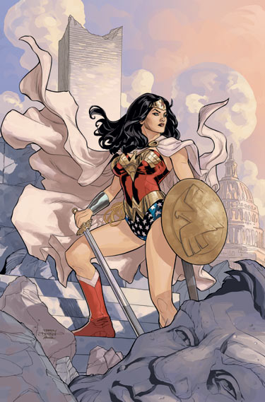 WONDER WOMAN #13 Poster