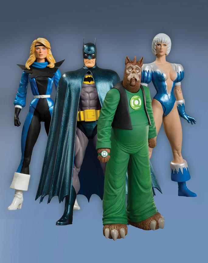 justice league international action figure