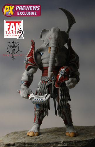 The Hammer of Gholl Action Figure