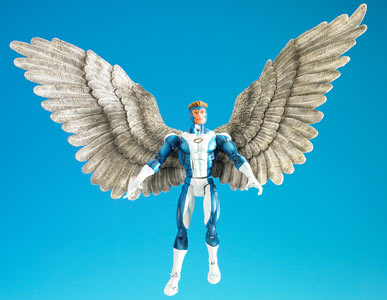 angel action figure