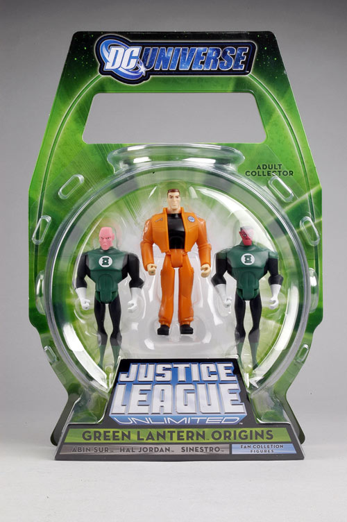 mattel DC action figure