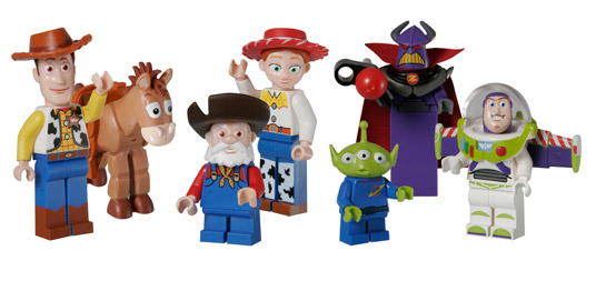 LEGO Toy Story Minifigure