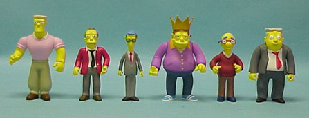 simpsons series 11 action figures