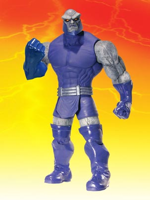SUPERMAN/BATMAN SERIES 2: THE RETURN OF SUPERGIRL: DARKSEID ACTION FIGURE