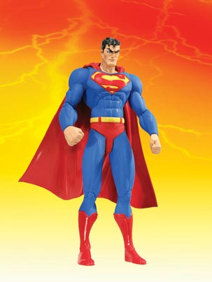 SUPERMAN/BATMAN SERIES 2: THE RETURN OF SUPERGIRL: SUPERMAN ACTION FIGURE