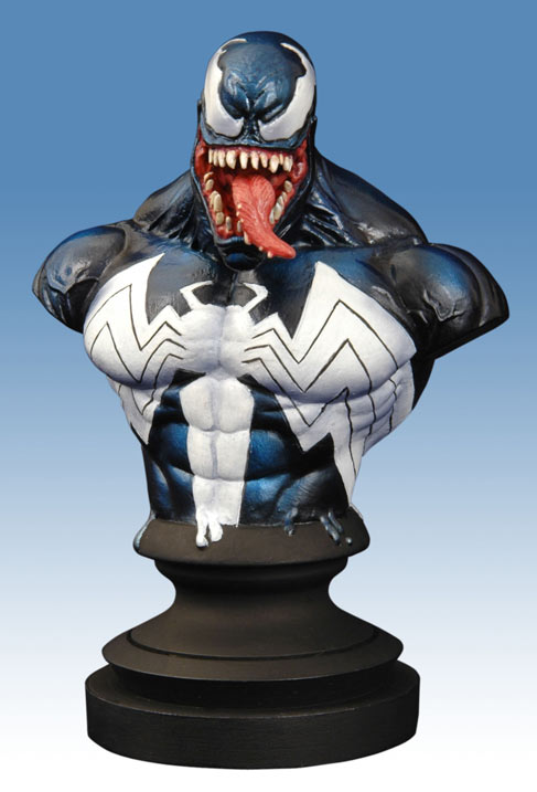 NYCC Exclusive Spider-Man & Venom Busts