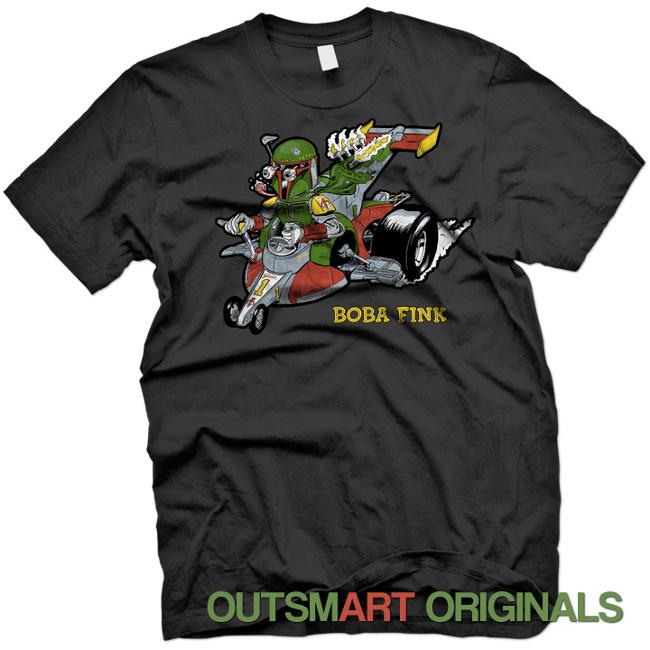 Jason Chalker x outsmART originals present BOBA FINK