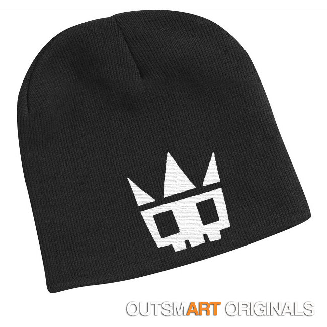 THE CROWN T-shirt & Beanie