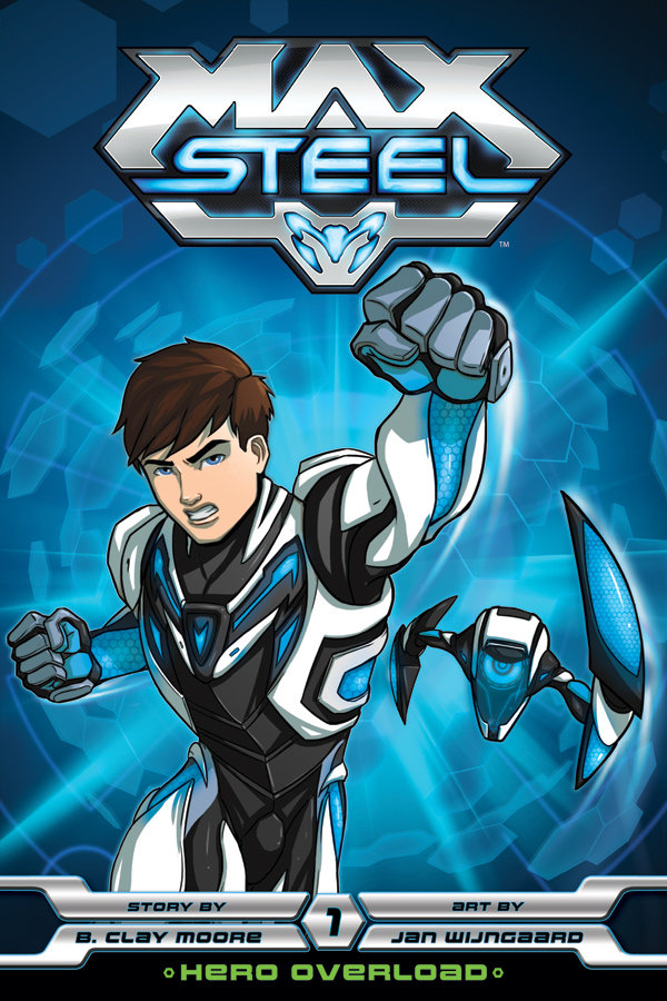 max steel raving toy maniac