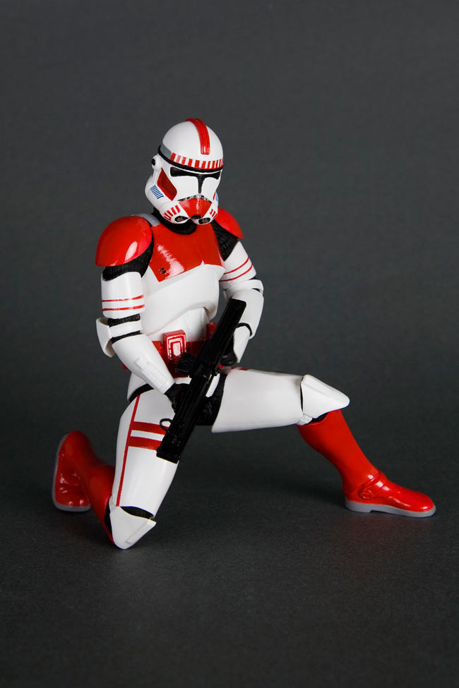 AFX-Exclusive ARTFX+ Shock Trooper 2-pack at Wondercon