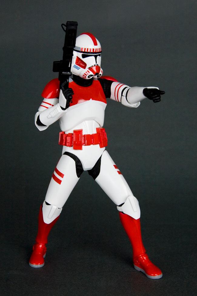 AFX-Exclusive ARTFX+ Shock Trooper 2-pack at Wondercon