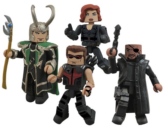 Avengers Minimates