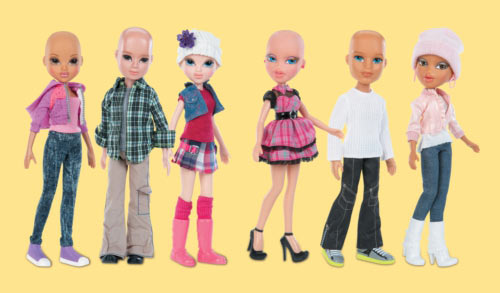 True Hope Bratz &amp; Moxie Girls