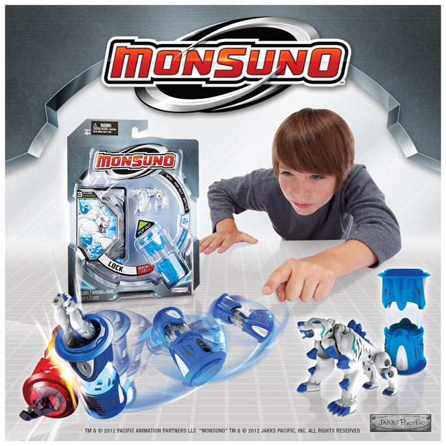 Monsuno Toys & Action Figures