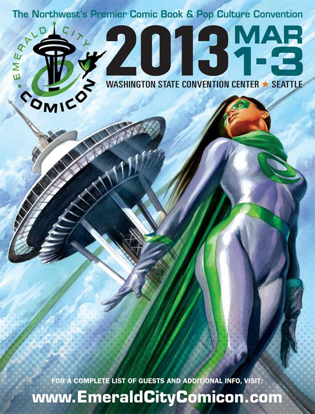 Dark Horse Announces Emerald City Comicon 2013 Schedule