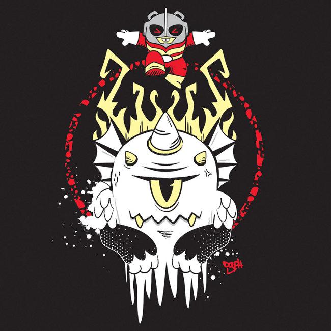 Ultramole T-Shirt Release