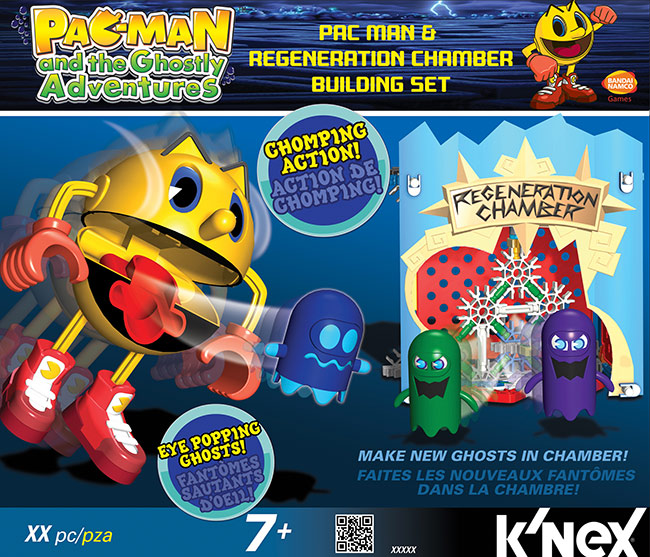 PAC-MAN and the Ghostly Adventures