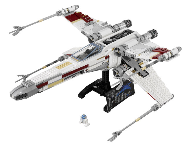 LEGO Star Wars X-Wing Starfighter Set