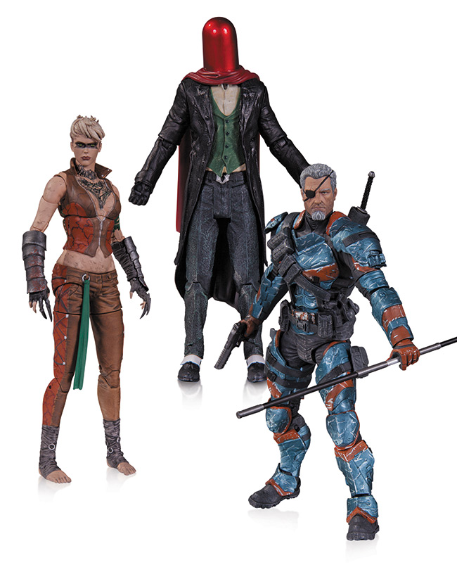 Arkham Origins   Raving Toy Maniac