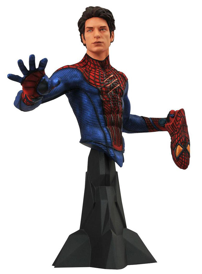 Amazing Spider-Man Busts and Statues Coming from DST