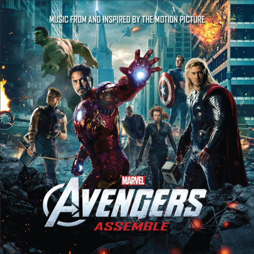 The Avengers Movie Soundtrack