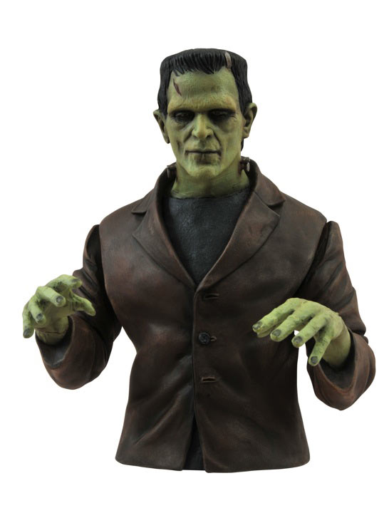 Universal Monsters Bust Banks