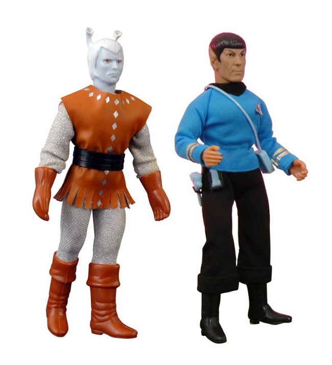 Diamond Select Toys Star Trek Retro Cloth action figures