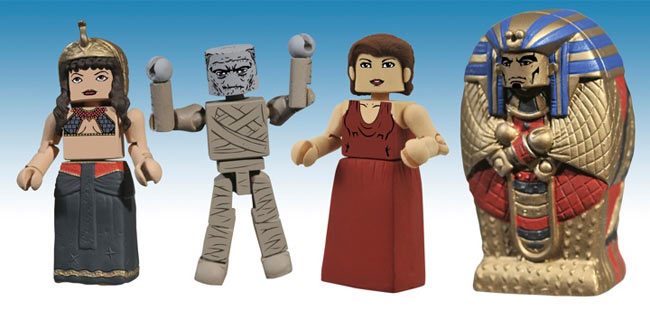 Universal Monsters Minimates Series 3
