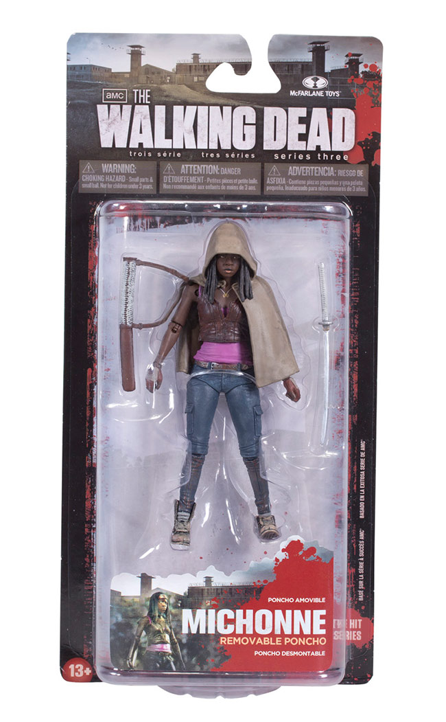 The Walking Dead TV Series 3 Action Figures