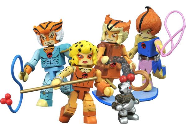 Series 3 Thundercats Minimates